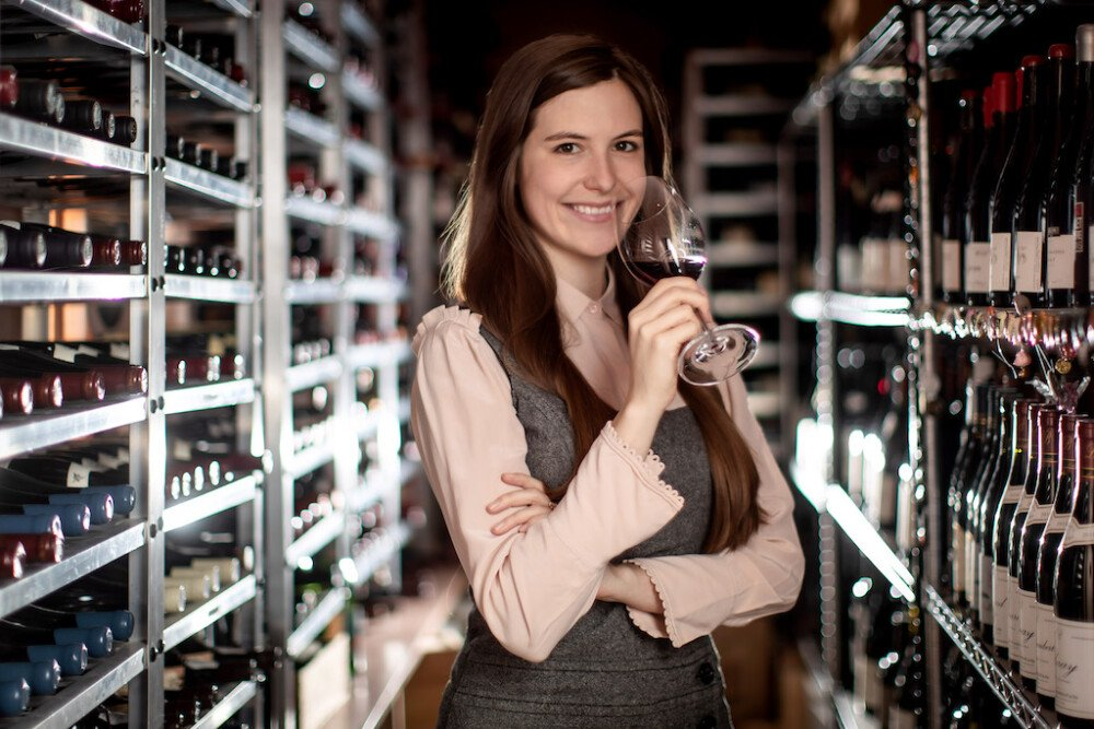 Talking Wine met Victoria James